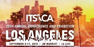 ITS California 2019 Annual Conference Registration - Attendees & Speakers