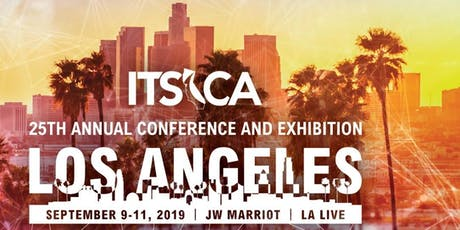 ITS California 2019 Annual Conference Registration - Attendees & Speakers tickets