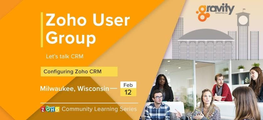 Zoho User Group | Milwaukee