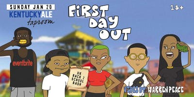 First Day Out | UK Back 2 School Bash - Lexington