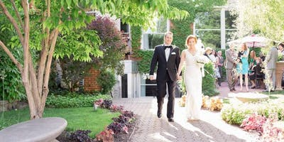 A [Bubbly Brunch!] Look-In Wedding Open House