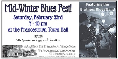 Mid-Winter Blues Fest