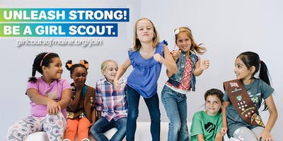 Topsham | Girl Scout New Member Sign-Up