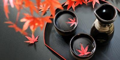 Dégustation de saké japonais commentée