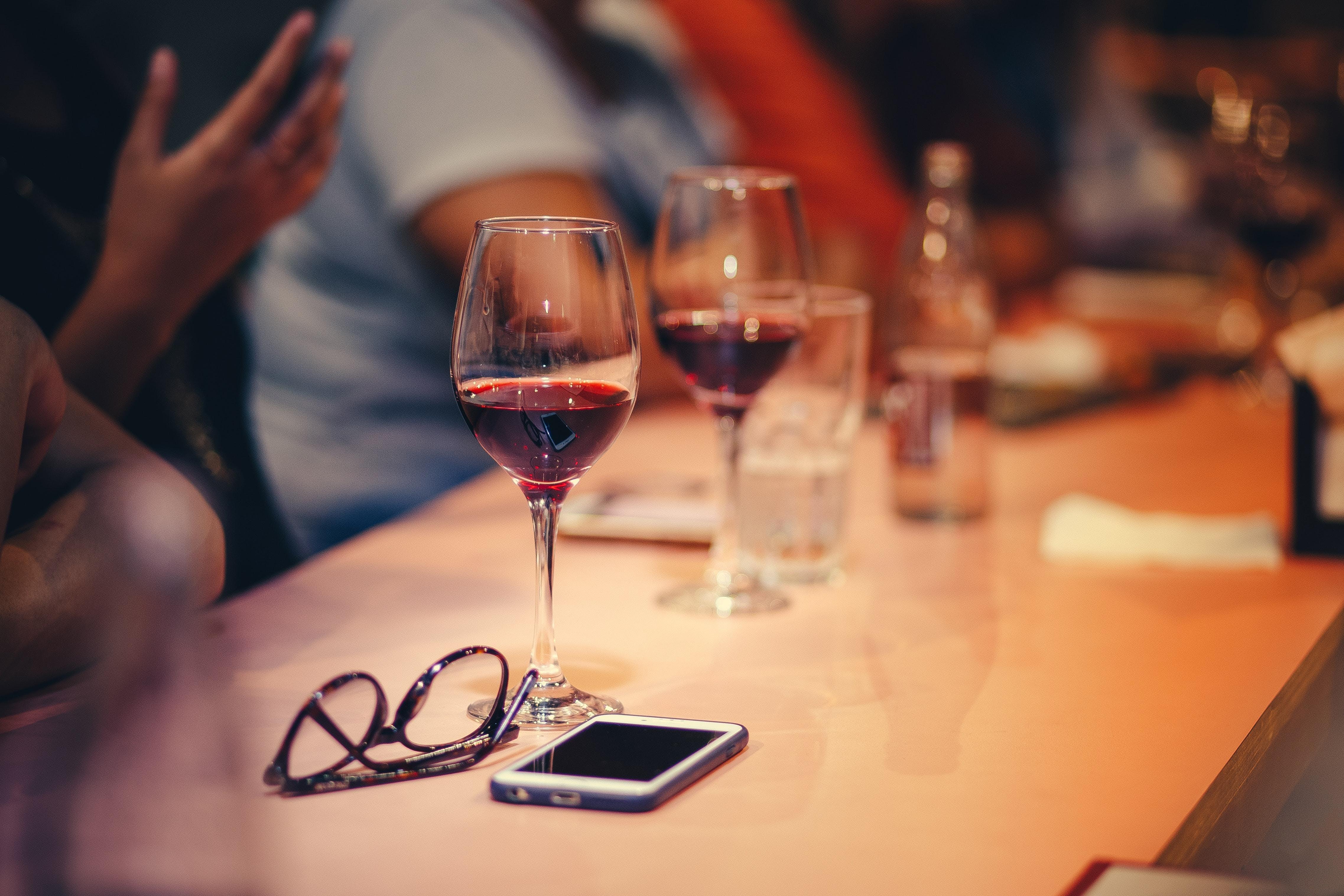 Drink Detroit: Downtown Wine Stroll