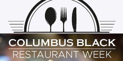 Columbus Black Restaurant Week