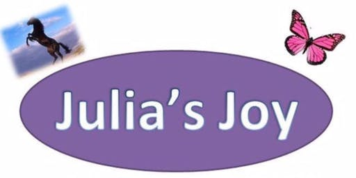 Julia's Joy TWEEN TALK on 4th Saturday of Each Month 10:30am