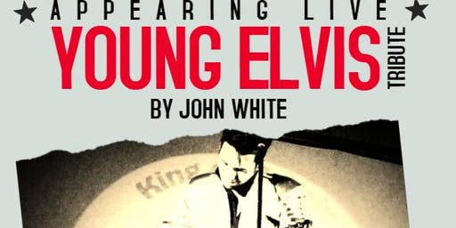 Elvis 'The King of Rock n Roll' Tribute