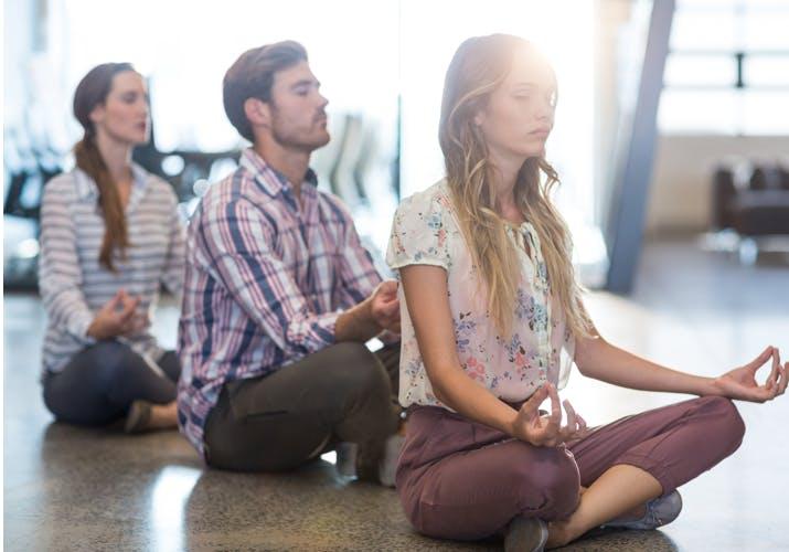 Get Your Sit Together - Company Meditation