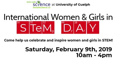 Celebration of Women & Girls in STEM with Let\
