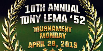10th Annual Tony Lema '52 Golf Tournament