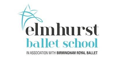Romany Wood, Elmhurst Ballet School 2019