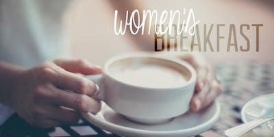 """Women's Breakfast- """"Love Thy Self"""""""
