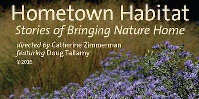 Hometown Habitat:  Bringing Nature Home