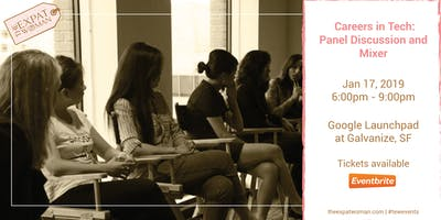 Careers in Tech: Panel Discussion and Mixer