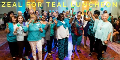 8th Annual ZEAL FOR TEAL Survivorship Luncheon