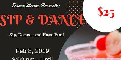 Sip & Dance