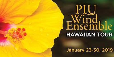 PLU University Wind Ensemble Homecoming Concert