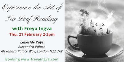 Experience the Art of Tea Leaf Reading with Freya