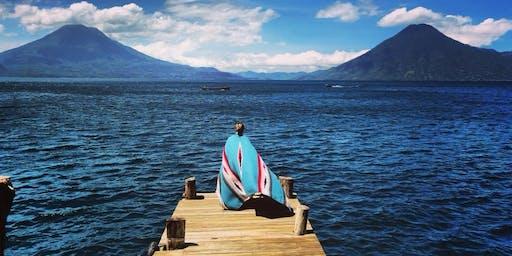 Journey Into Sacred Expression Women's Writing & Yoga Luxury Retreat, Lake Atitlan, Guatemala