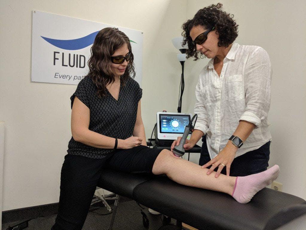 Deep Tissue Laser Therapy Workshop