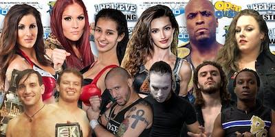 FREE Live Pro Wrestling Event