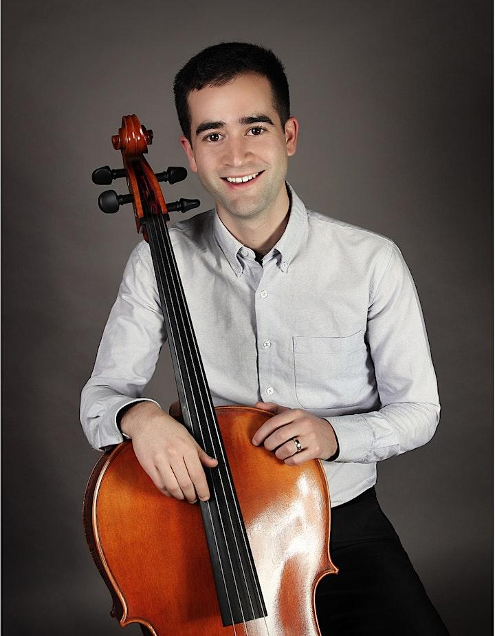 "Emerging Artist Series-Brandon Wilkie ""20th Century Cello"" image"