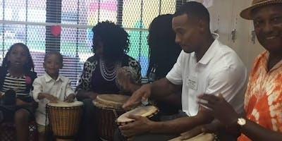 Family Drum Circle (MLK Weekend)