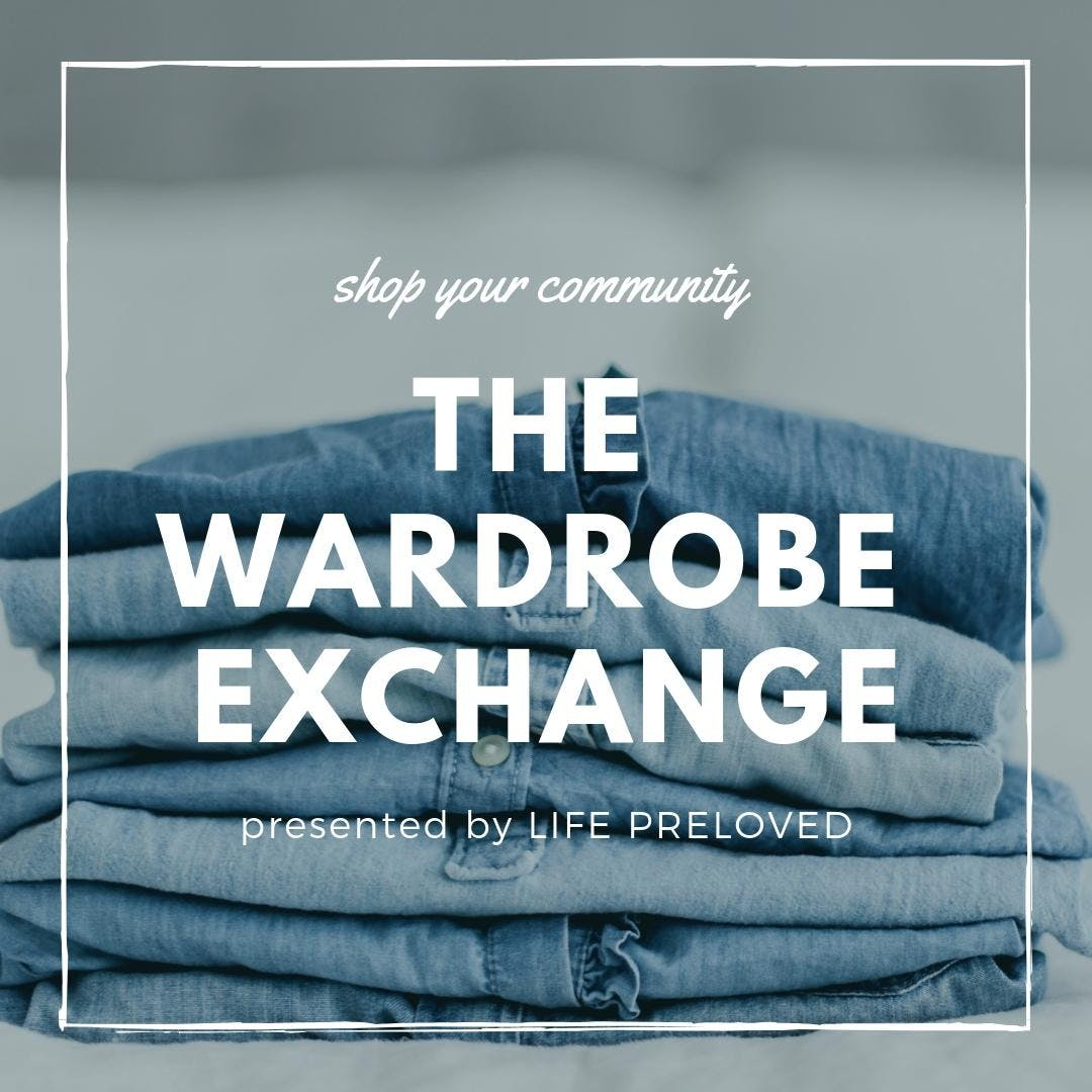 the wardrobe exchange- shop your community