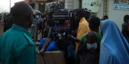 Human Trafficking & Migrants Smuggling Eradication Workshop