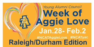 A&T Young Alumni Council: 2019 Week of Aggie Love RDU