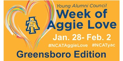 A&T Young Alumni Council: 2019 Week of Aggie Love Greensboro