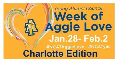 A&T Young Alumni Council: 2019 Week of Aggie Love CLT