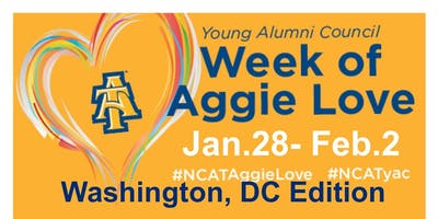 A&T Young Alumni Council: 2019 Week of Aggie Love Washington,DC