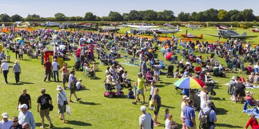 Little Gransden Air & Car show 2019