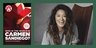 Gina Rodriguez / Who In The World is Carmen Sandiego? Los Angeles, CA