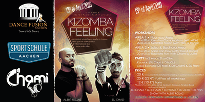 Kizomba Feeling in Aachen