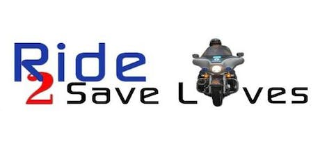 FREE - Ride 2 Save Lives Motorcycle Assessment Course - Sept. 28, 2019 (RICHMOND) tickets