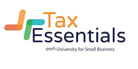 Tax Essentials - The Basics of Taxes tickets