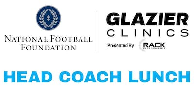 Head Coach Lunch by the National Football Foundation & Glazier Clinics