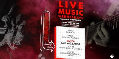 Live Music by Los Wizzards at Bodega Taqueria y Tequila
