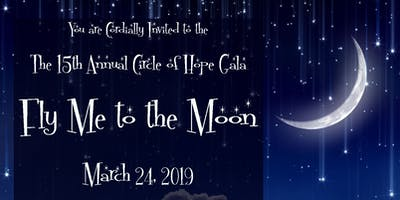 Fly Me to the Moon: The 15th Annual Circle of Hope Gala