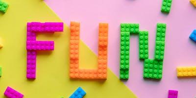 Stem Lego Family Morning! (by Bricks 4 Kidz)
