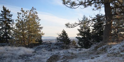 Rimrock to Riverside Winter Hike