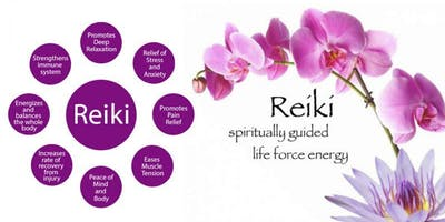 Introduction to Reiki & Crystal Healing