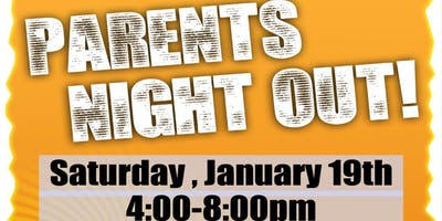 January Parents Night Out