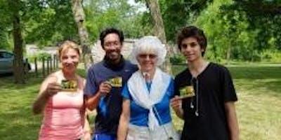 Bruce Trail Conservancy - Niagara Club - Laura Secord Hike 2019 (30kms)
