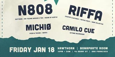 N808, Riffa - Bonaparte Room