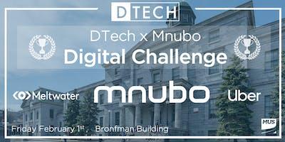 DTech x Mnubo Digital Challenge
