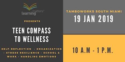 Teen UnTangled: Compass To Wellness Workshop